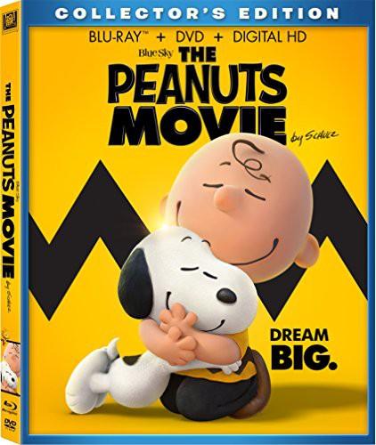 Upc 024543992691 The Peanuts Movie Blu Ray