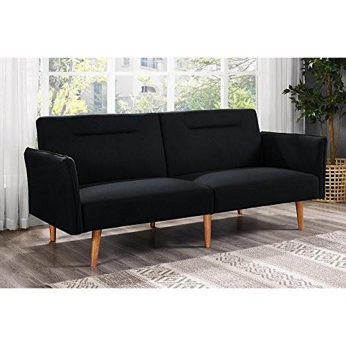Upc 029986200747 Dhp Emily Futon Sofa Bed Modern