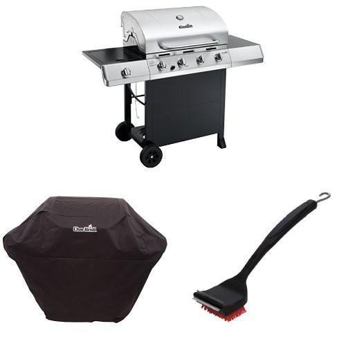UPC 047362343628 | Char-Broil Classic 4-Burner Gas Grill