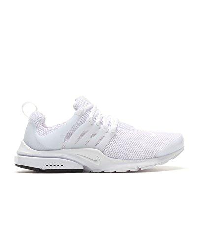 the latest 4b039 73c6d NIKE Air Presto Women's Shoes White/Pure Platinum 878068-100 (9 B(M) US)
