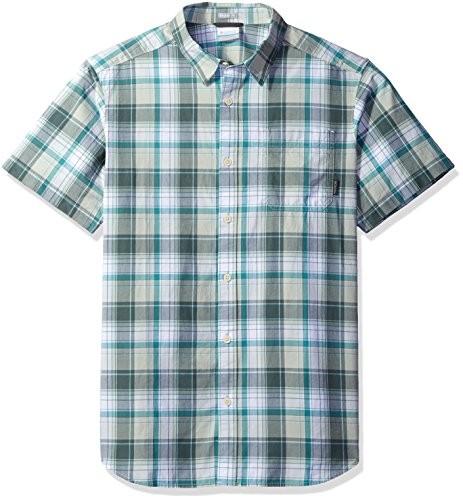 5b69b34e66c UPC 190178049076 | Columbia Men's Thompson Hill Ii Yarn Dye Shirt ...