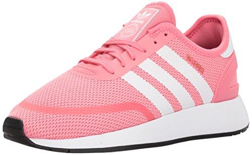 sale retailer 7c395 58a99 UPC 191031201594. adidas Originals Unisex N-5923 J Running Shoe, Chalk Pink  s, FTWR White, Grey ...