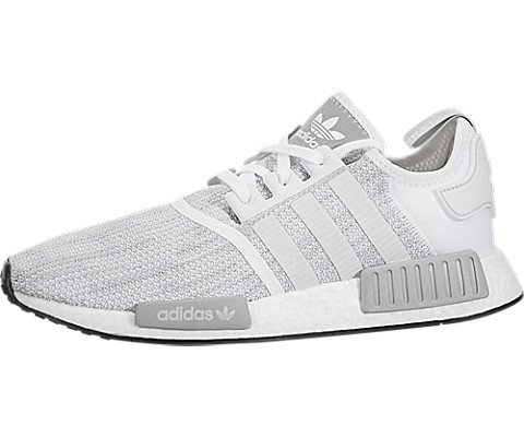 first rate 003a4 b0d0f UPC 191040508493. adidas Mens Originals NMD R1 Running Shoe GreyWhite