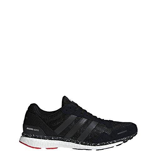pretty nice 86d62 99e5b UPC 191040901393. adidas Mens Adizero Adios 3 Running Shoe, Hi-Res Red BlackBright Blue ...