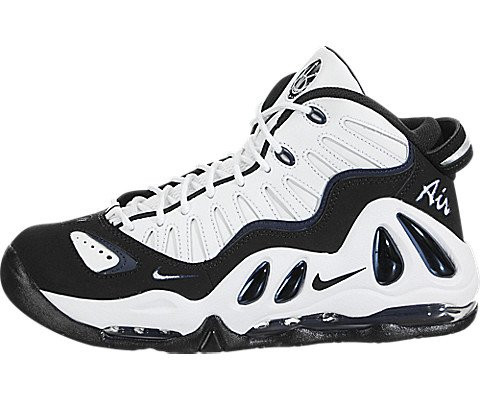 Mens Nike Air Max Uptempo  97 White Black College Navy 399207-101 216def212