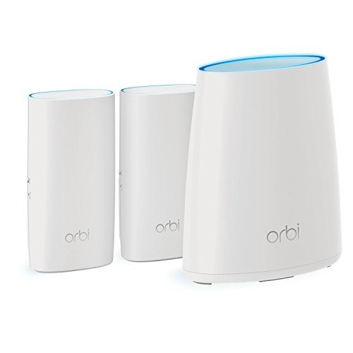 UPC 606449126068 - NETGEAR Orbi Whole Home Mesh WiFi System