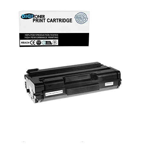 UPC 608065662470 - DigiToner 1PK SP-3500 SP3500 Black Toner