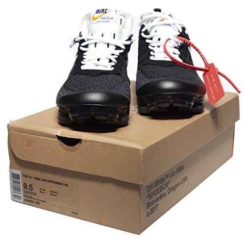 f13688b6e0379 UPC 611417662233. New The 10  Nike Air Vapormax FX Off-White 9.5 Black  c.2017 SKU  AA3831 001