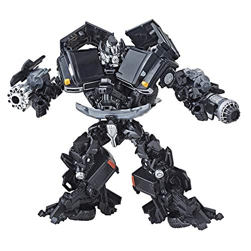 Transformers E3541 Generations War for Cybertron Siege Voyager Class Wfc-S11 Optimus Prime Action Figure Hasbro E3541AS00
