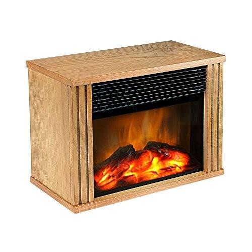 Upc 645497827640 Donyer Power Mini Electric Fireplace 1500w