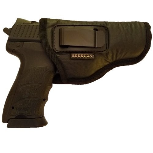 ECO LEATHER Concealment Holster Inside The Waist With Metal Clip FITS GLOCK  17/21, H &K ,BERETTA 92 FS,XDM,RUGER 45 BERSA PRO,PX4,FNX 45,FNH 45,HI