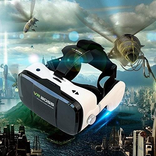 0228ddc4e2b UPC 670487583923. 3D Virtual Reality Headset