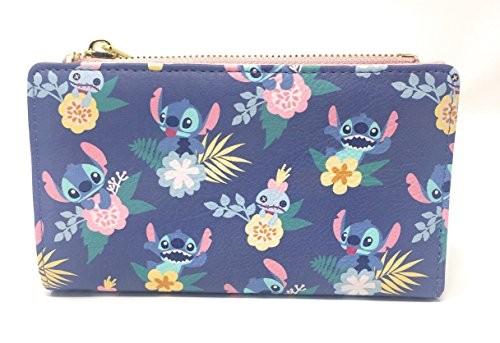 95aff0eba98 UPC 671803117716. Loungefly Disney s Stitch And Scrump Floral Bi-Fold Wallet