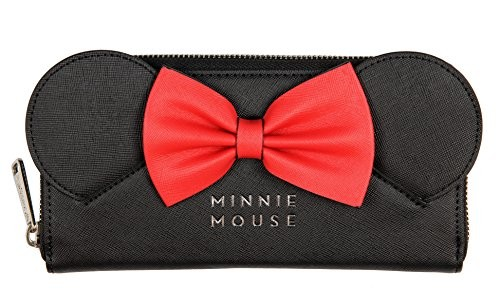 c7cbbd26d68 UPC 617377195163. Loungefly Minnie Bow Zip Around Wallet. Best Price    36.00. visibility