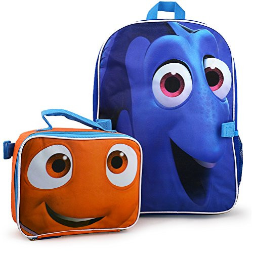 c9ba909700 UPC 678634301420. Disney DOLUB Finding Dory 16   Backpack with Lunch Kit ...