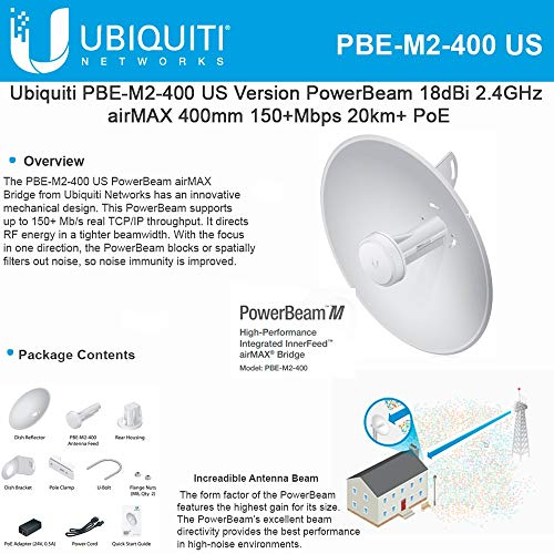 UPC 810354026676 | Ubiquiti 5-Pack PowerBeam ac Gen2 High