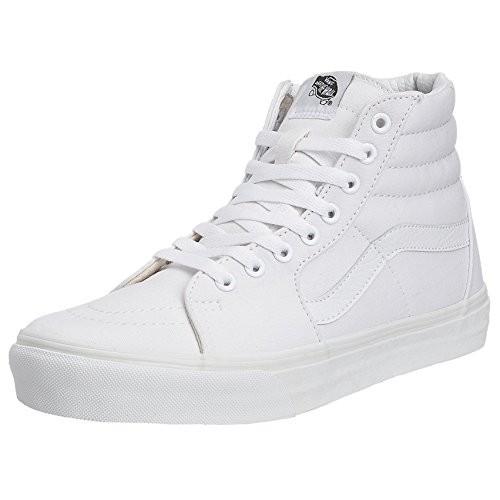 5b3f1755c1c UPC 700053630123 | Vans Unisex SK8-Hi True White VN000D5IW00 Mens ...