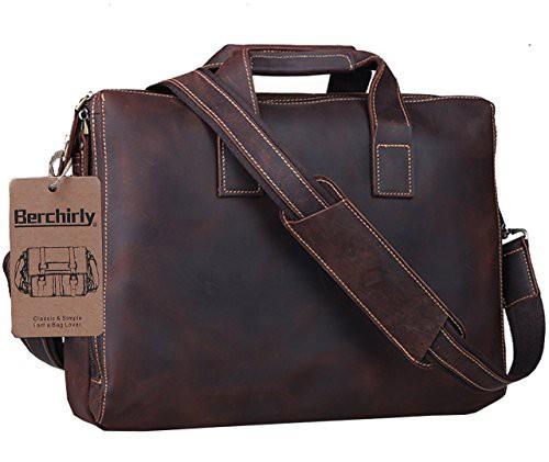 UPC 702334717448. Leather Briefcase 21f3e79b800eb