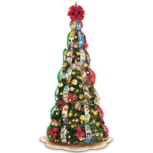 Upc 709792157519 Ultimate Disney Wondrous Christmas Pre Lit Pull