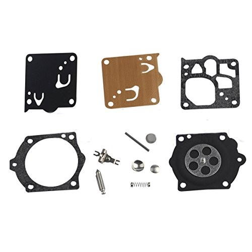 Savior Carburetor Carb Rebuild Kit Gasket Diaphragm for Stihl MS660  Chainsaw Walbro WJ Carb Replace Walbro K10-WJ