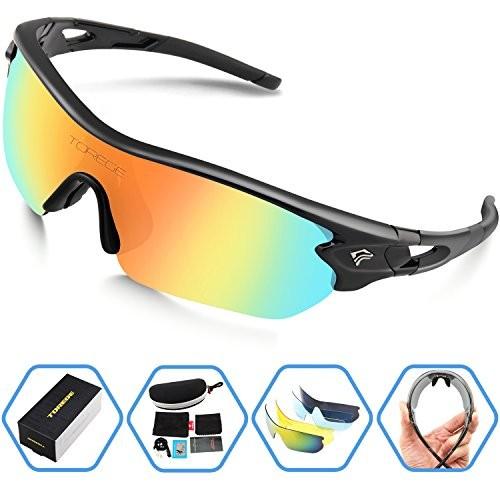 76637b7dd0a UPC 712866347532. Torege Sports Sunglasses Polarized ...