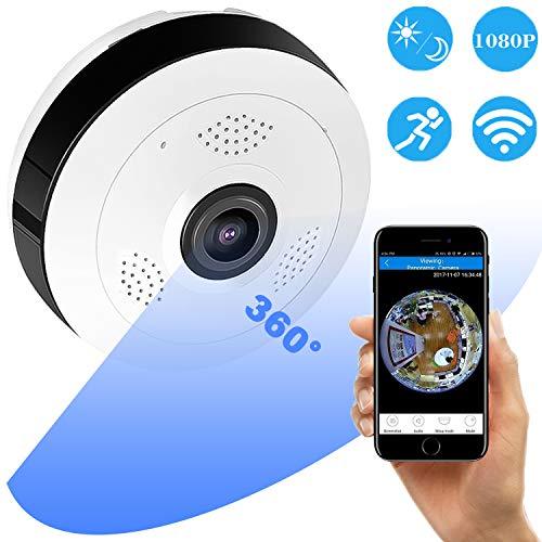 UPC 714801132616 - IP Camera 1080P HD Wireless WiFi Home