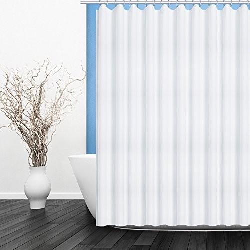 UPC 719970643208 Shower Curtain Fivanus Lock Hole Heavy Duty Bathroom Liner