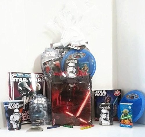 UPC 782789389445. Star Wars Gift Basket ... & UPC 782789389445 | Star Wars Gift Basket Get Well Soon Care ...