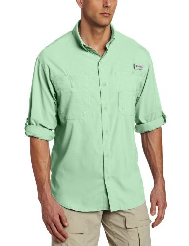 1afdb57f7a5 Columbia Mens M Tamiami II LS Shirt