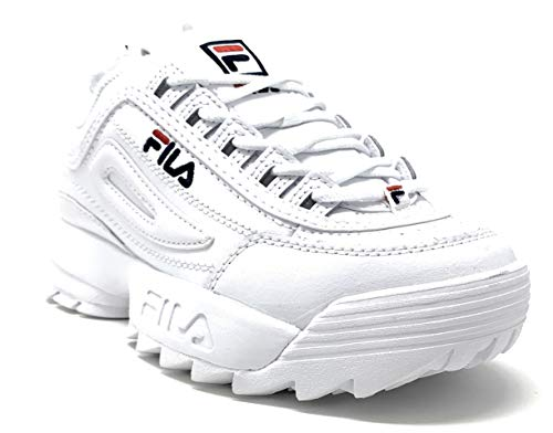 Fila Womens Disruptor II Premium Shoes Sneakers ffcdeea0ffa