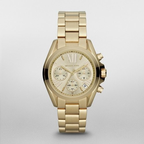 25593a7e5c0 UPC 796483013315. Michael Kors Women s Bradshaw Gold-Tone Watch MK5798