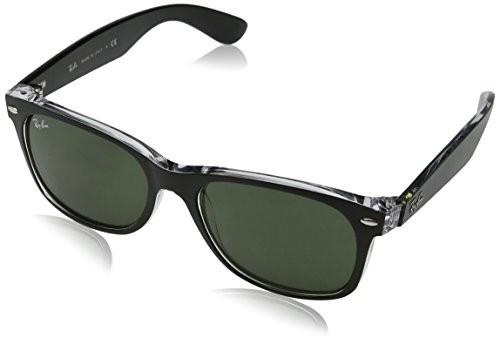 Upc 805289083078 Ray Ban New Wayfarer Black Frame