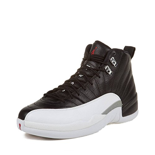 huge discount 8f914 c7e30 UPC 823233948525 | NIKE Mens Air Jordan 12 Retro Playoff Black ...