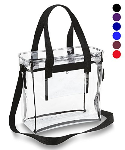 UPC 856264003666. Clear Stadium Bag Clear Tote ... c41c27cf5c37e