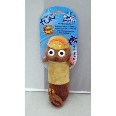 UPC 871864006336 - Lil Squeak Monkey Toy in Brown [Set of 2