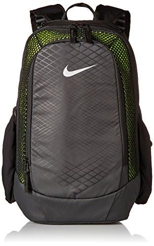 f8d30ada99 UPC 883419372575. Men s Nike Vapor Speed Training Backpack  Black Volt Silver Size One Size