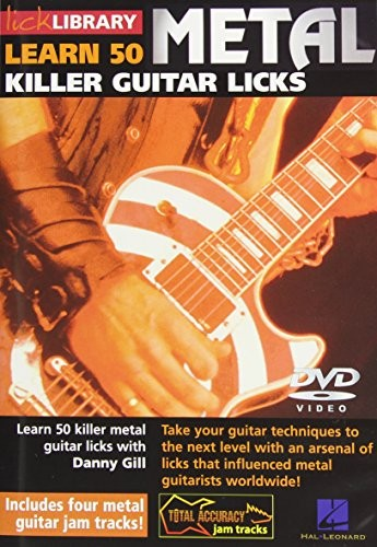 Speaking, would Lick library killer guitar