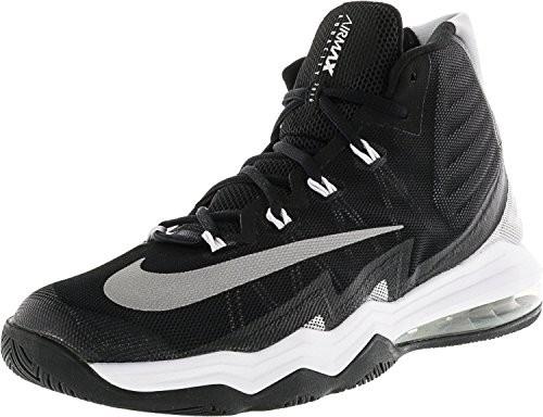 c96b34609641 UPC 884499982272. NIKE Men s Air Max audacity 2016 Basketball Shoe Black Reflect  ...