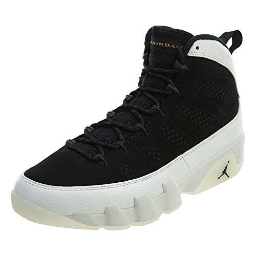 15d4a1aea6c Mens Air Jordan 9 IX Retro Los Angeles All Star Black Summit White Met
