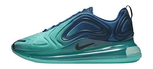 New Nike Air Max 720 Deep Royal Blue Mens Size 10 AO2924 400
