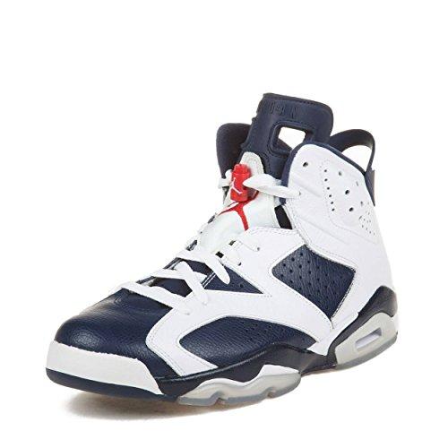 ea376ac3ecc UPC 886551155310   Jordan Mens Nike Air 6 Retro 384664 130 Olympic ...