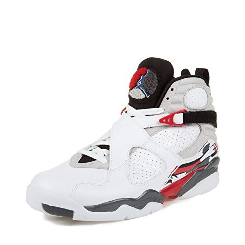 online retailer a54fc de5ae UPC 886737797310. Jordan Nike Mens Air 8 Retro Bugs Bunny White Black-True  Red ...