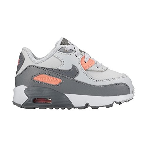 ac418f3d35e UPC 886912012214. NIKE AIR MAX 90 LTR (TD) 833379 006 (5) Toddler Sneakers