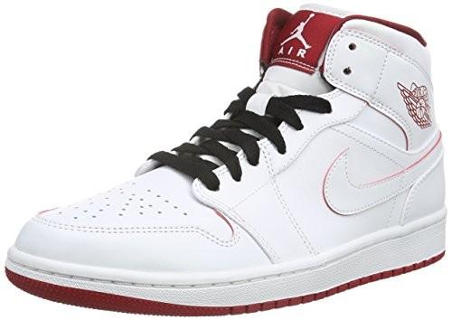 Nike Jordan Men s Air Jordan 1 Mid Basketball Shoe 172ebcfdc