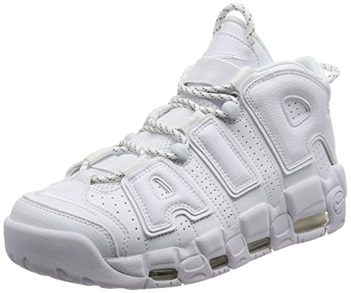 a3167bd2df79d Mens Nike Air More Uptempo 96 Triple White Pippen 921948-100