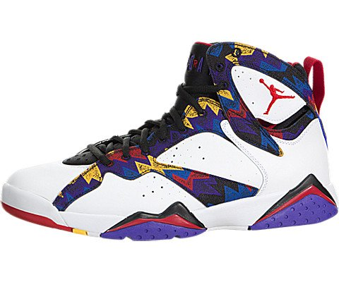 ddc15df15f4 UPC 888410238318 | NIKE Air Jordan 7 Retro White/Black/Red 304775-142