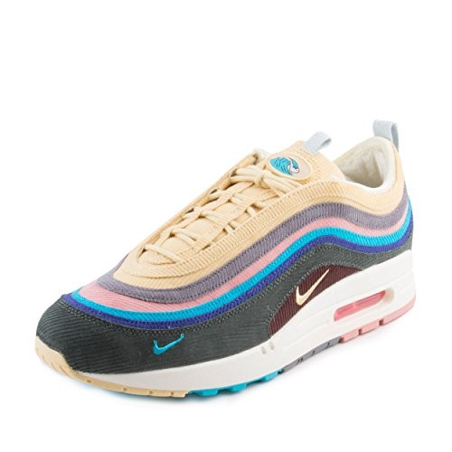 wholesale dealer c98c4 77ddc UPC 888412836611. NIKE Mens Air Max 1/97 VF SW Sean Wotherspoon LT Blue ...