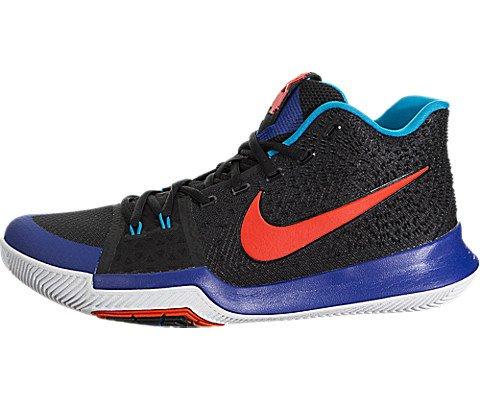 577e52d32d9 Mens Nike Kyrie 3 Kyrache Black Team Orange Concord Neo Turquoise 8523