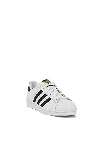 36ce50d75c5e Women s Superstar Striped Leather Sneakers. Womens adidas Superstar  Athletic Shoe