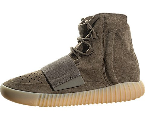 finest selection 0e17e 2e31a UPC 889772377318. adidas Mens Yeezy Boost 750 Kanye WEST Chocolate Brown Gum  Suede Size 10.5